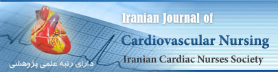 Iranian Journal of Cardiovascular Nursing